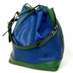 Auth Louis Vuitton Epi Noe Shoulder Bag #2147L96
